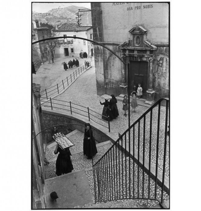 Henri Cartier-Bresson, 1951
