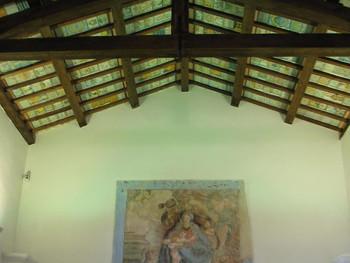 De Sixtijnse kapel van majolica