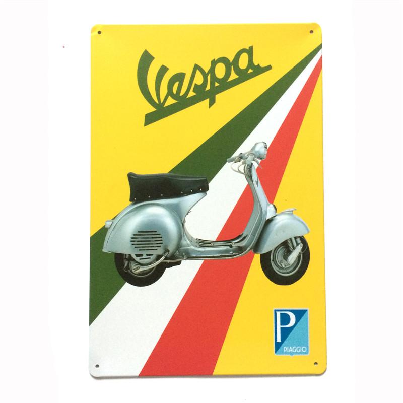 Vintage-metalen-schilderij-retro-metalen-tin-teken-motorfiets-vespa-art-posters-muurstickers-woondecoratie-cafe-bar-pub