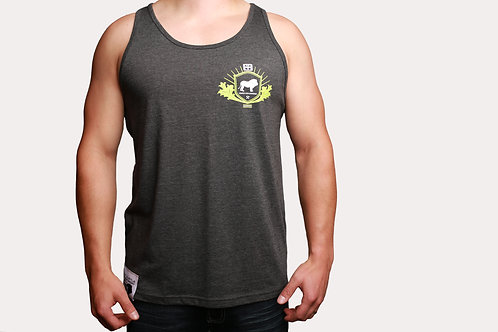 tank top, compete, lion heart, confidence, athletic wear