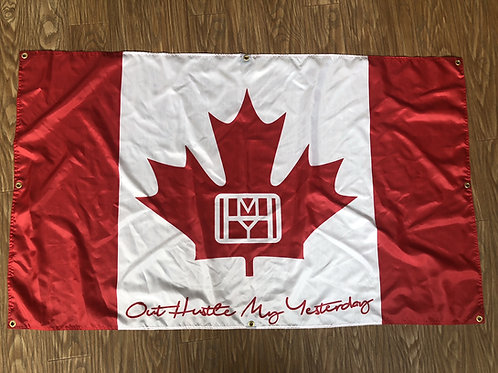 OHMY Flag - Rep Your Roots