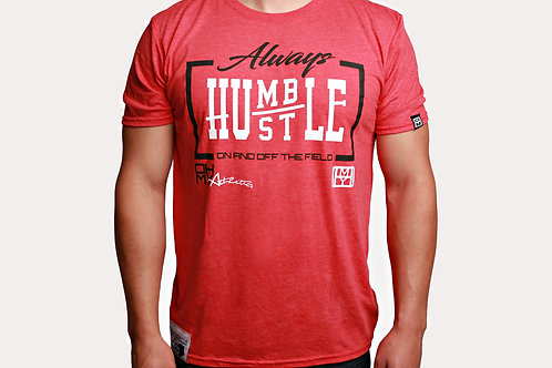 Hustle, Humble, OHMY, Rooted in Sport