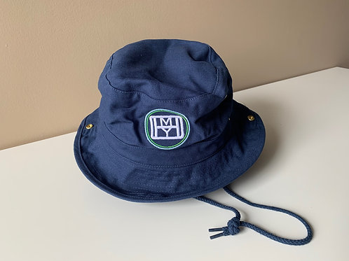 OHMY Bucket Hat -Navy