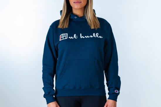 Out Hustle Navy