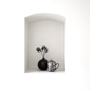 niche mur porteur