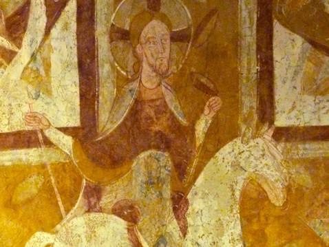 La chevauchée finale du Christ