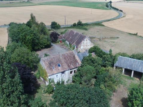 Notre écurie déménage à Sougé-le-Ganelon, dans la Sarthe