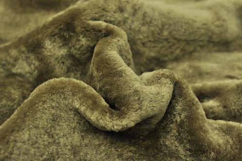 Мех овчина натуральный Австралийский меринос Белый