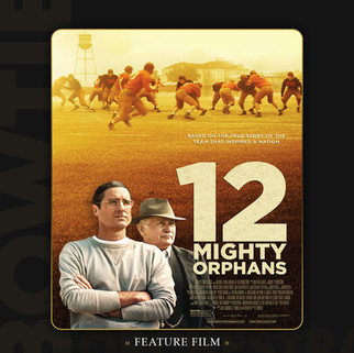«12 mighty orphans»