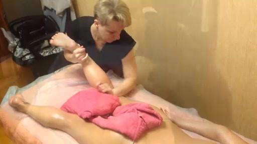Гавайский массаж Ломи Ломи на дому в Москве