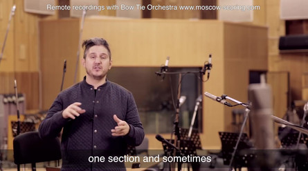 MELODY - ORCHESTRA VOICING
