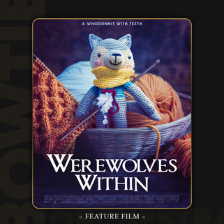 «Werewolves within»