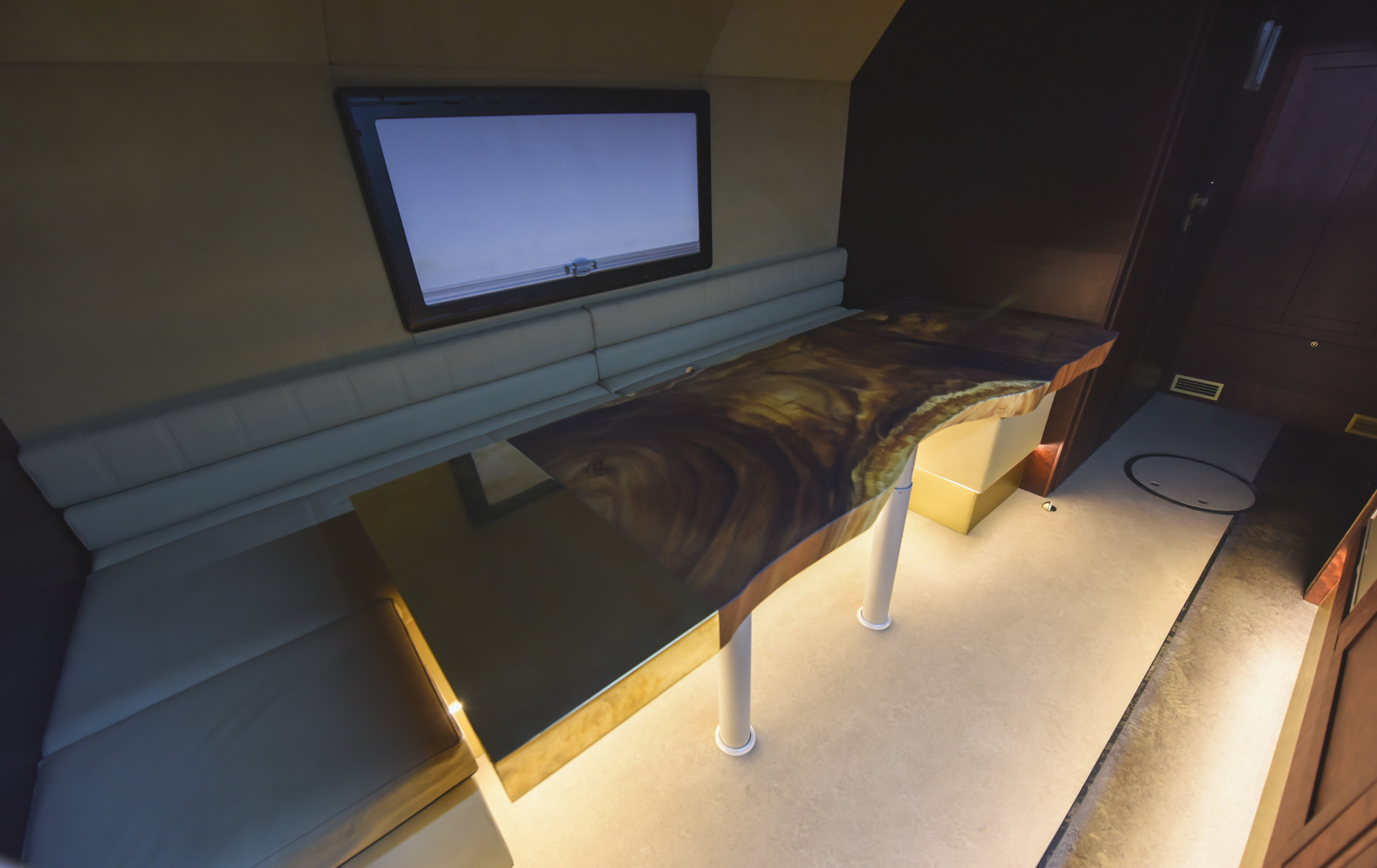 Проект дома на колесах на базе Камаза