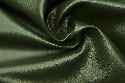 Кожа КРС с корректировкой Ладья-2 Зеленый