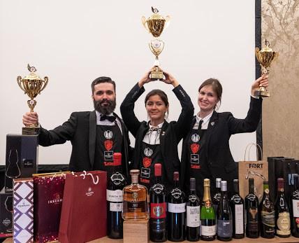 Победители MMXIXМосковского Кубка Сомелье