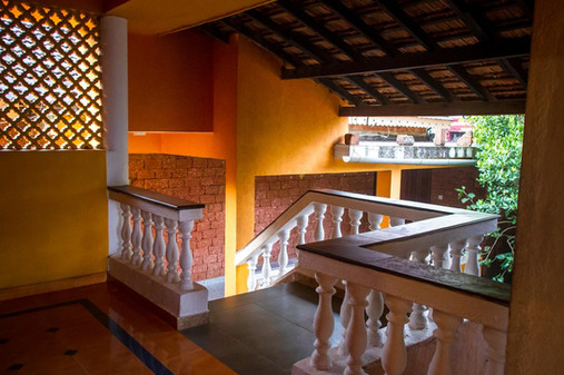 Rooms for rent in Goa Papa Jolly
