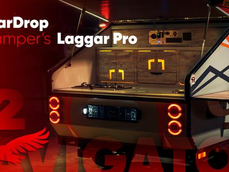 Видео с нашим внедорожным прицепом «Навигатор 2»