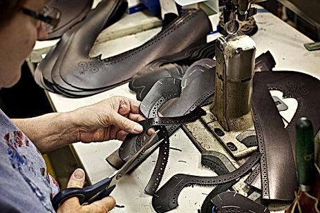 Натуральная кожа для обуви в Москве