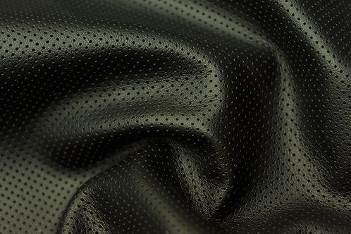 Кожа КРС с корректировкой Ладья-2 (точка) Черный