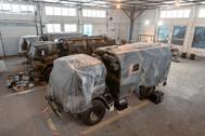 Производство домов на колесах на грузовом шасси