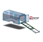 Производство передвижных кунгов для квадро / мото техники