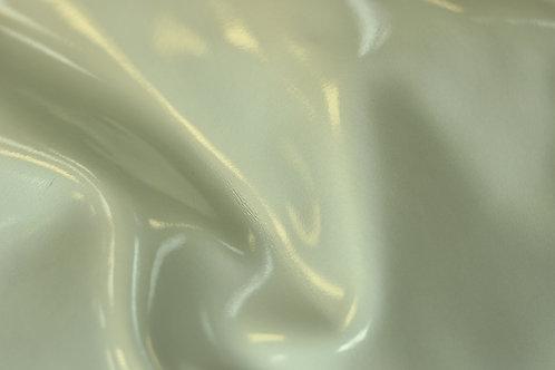 Лаковая кожа Лак флора Серебро