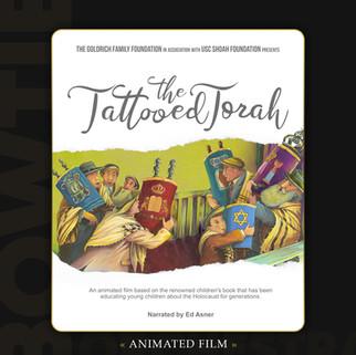 «The Tattooed Torah»