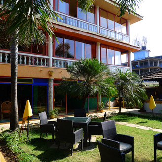 Hotel in Goa Papa Jolly