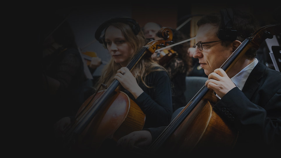 Moscow scoring | BOW TIE | Remote Orchestral Recording