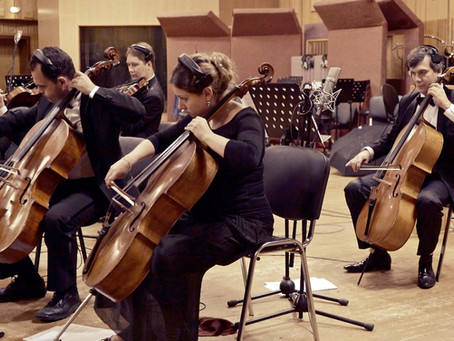 Duke Addleman recomended Bow Tie Orchestra - Remote Recording in Moscow