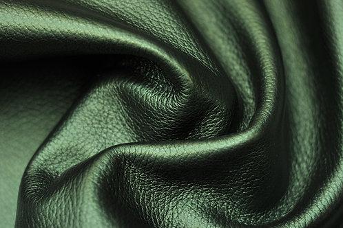 Кожа флотер Галактика (доллар) Зеленый
