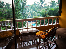 House for rent in Goa Papa Jolly