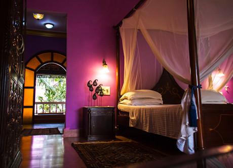 Delux hotel in Goa Papa Jolly