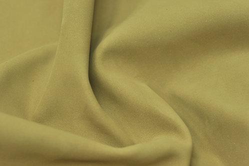 Натуральная кожа Нубук Табако