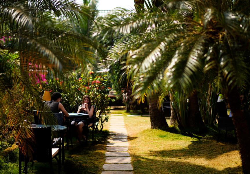 Book a hotel in Goa