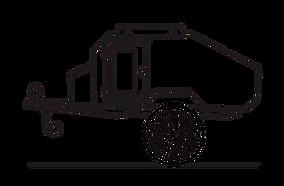 Прицеп кемпер капля Навигатор 2 от Лаггар Про
