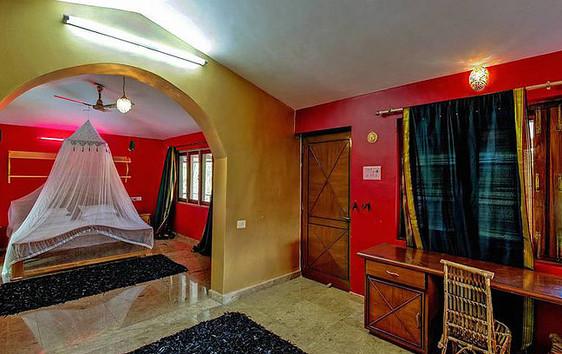 Superior rooms in Goa Papa Jolly