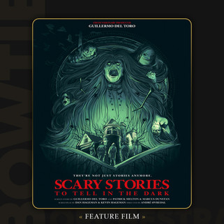 «Scary Stories to Tell in the Dark»