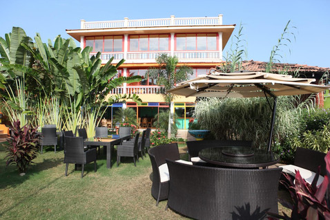 Villas in Goa Papa Jolly