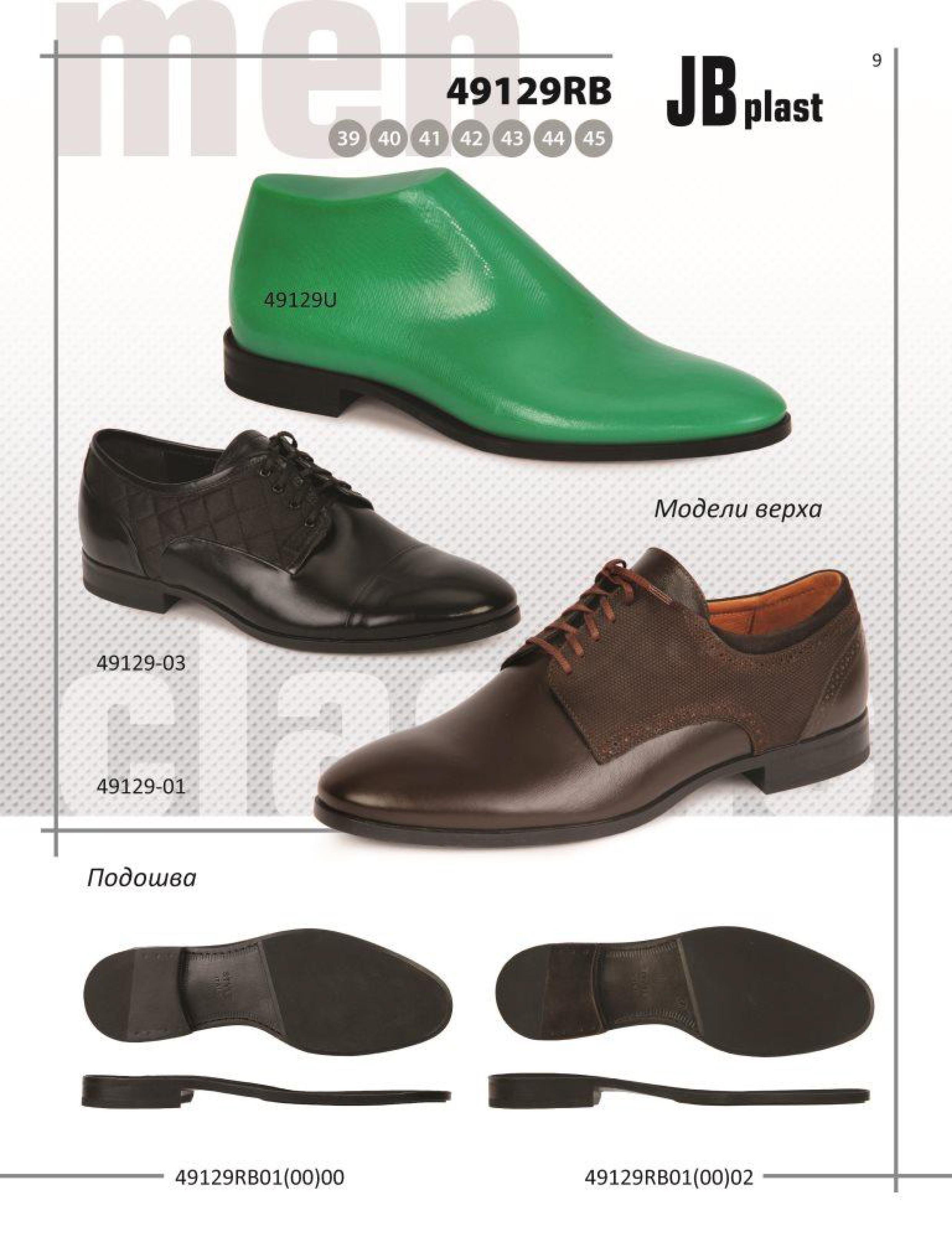 материалы для производства обуви