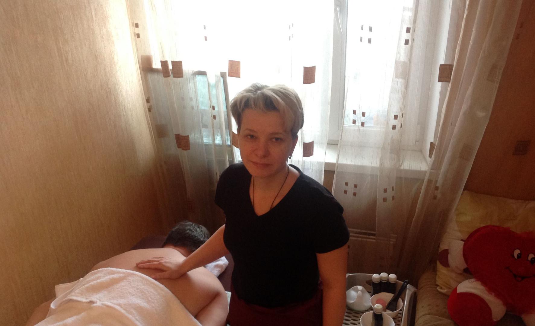 Массаж и СПА процедуры в Москве