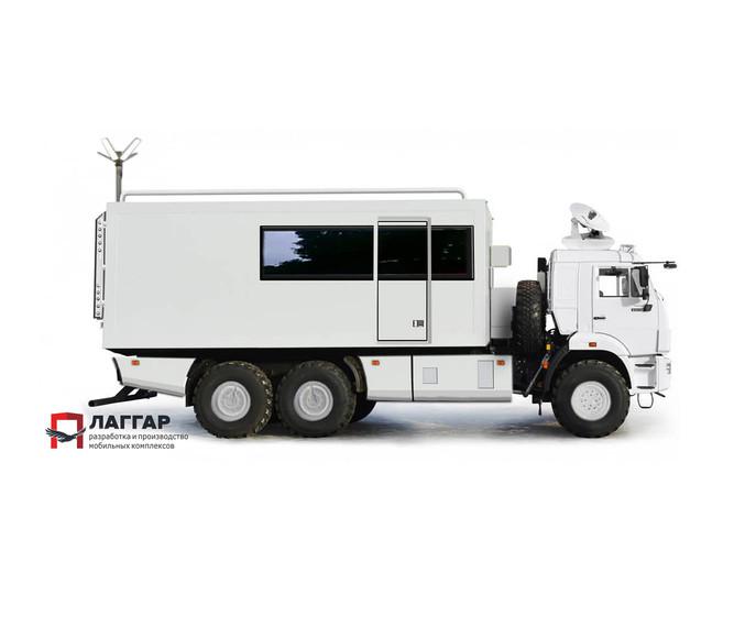Производство автодомов на грузовом шасси