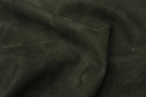 Кожа Нубук 2х фазный Черный