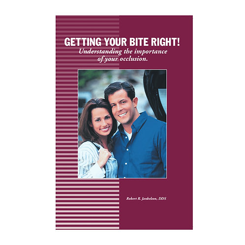 Getting Your Bite Right (Pkg of 10) #1320
