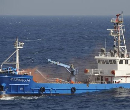China's Civilian Fishing Fleets Are Still Weapons of Territorial Control