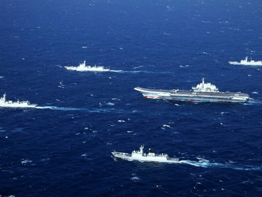 China's Maritime Ambitions: a Sinister String of Pearls or a Benevolent Silk Road (or Both)?