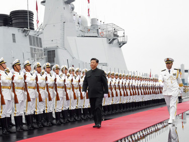 "In the ""New Era,"" the PLA is Xi's Army"