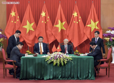 The Limits of CCP Liaison Work: Rift, Rapprochement, and Realpolitik in Sino-Vietnamese Relations
