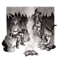 Akelarre witches