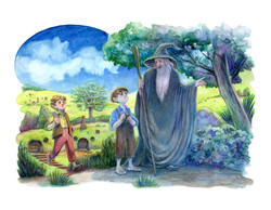 Lord of the Rings fanart